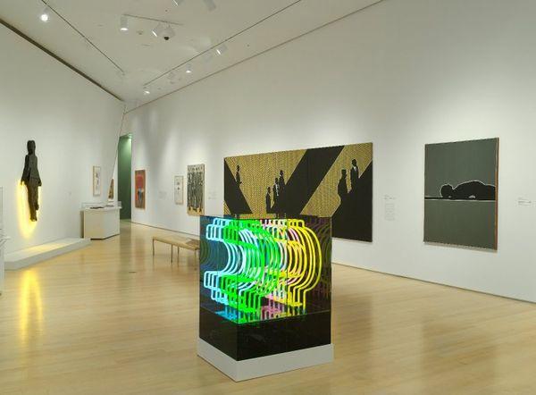 Seductive Subversion Gallery Installation