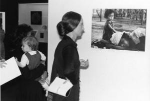 Viet Nam: A Photographic Essay installation
