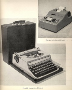 Italy at Work catalogue page