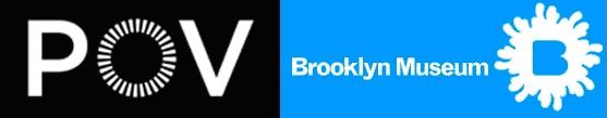 POV and Brooklyn Museum logo