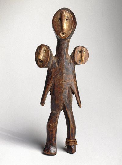Three-Headed Figure (Sakimatwemtwe)