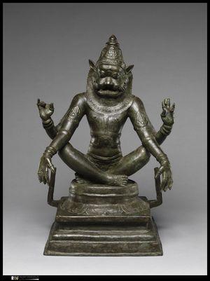 Yoga-Narasimha