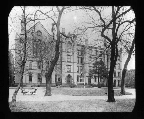 Packer Institute, Brooklyn