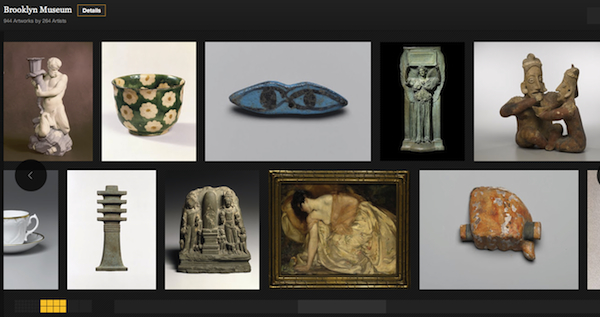 Brooklyn Museum in Google Art Project