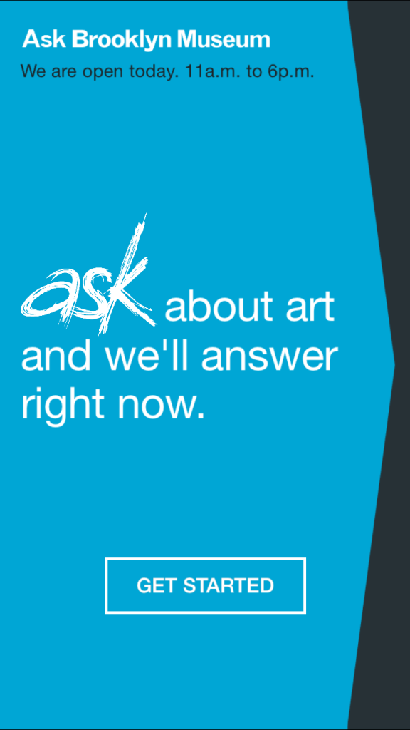 For now, we're going to release a single purpose ASK app and tie the pre-visit information into a later release after our website migration.