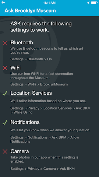 We thought people would have trouble with downloading and enabling the sheer number of settings our app requires, but turns out this part was easy.