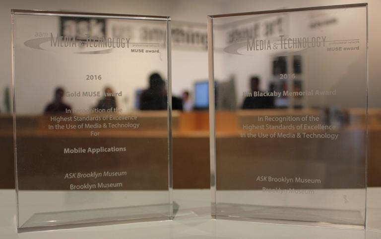 ASK won big at AAM this year!