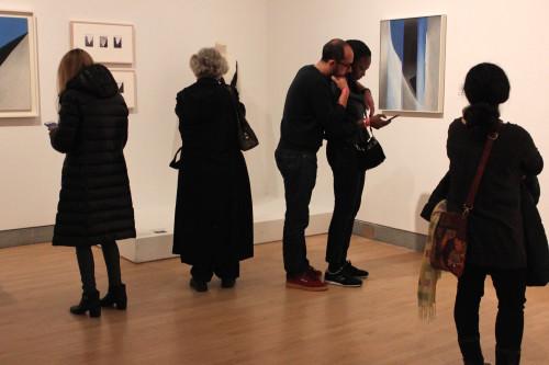 O'Keeffe visitors 1