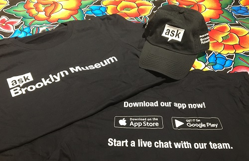 The ASK Ambassadors wear branded t-shirts and hats (hats optional).