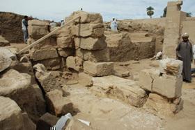 Taharqa Gate South core