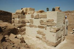 Taharqa Gate South core new
