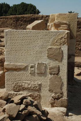 Taharqa Gate South East